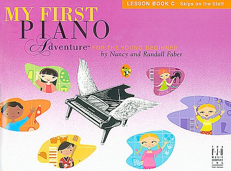My First Piano Adventure: Lesson Book C (with CD) | Music Theory